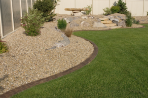 Maintained Lawn - Idaho Falls landscape Design