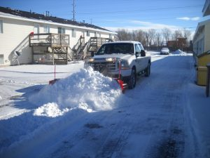 Snow Removal - Idaho Falls Snow Removal Company