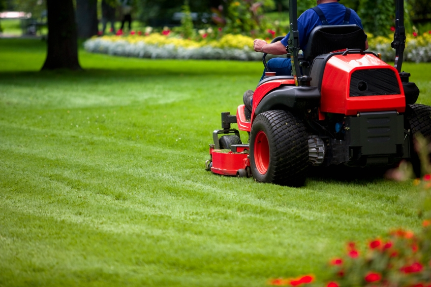 Lawn Mowing - Idaho Falls Lawn Care