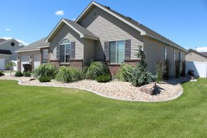 Well Maintained Yard - Idaho Falls Landscape Maintenance