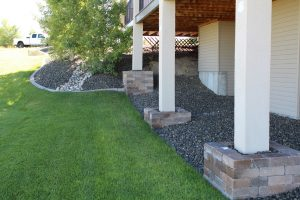 Maintained Yard - Idaho Falls Landscape Maintenance