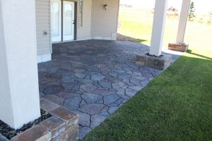 Trimmed and Edged Yard - Idaho Falls Landscape Maintenance