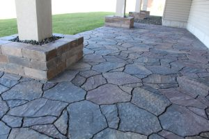 Hardscape Rock Design - Idaho Falls Landscape Maintenance