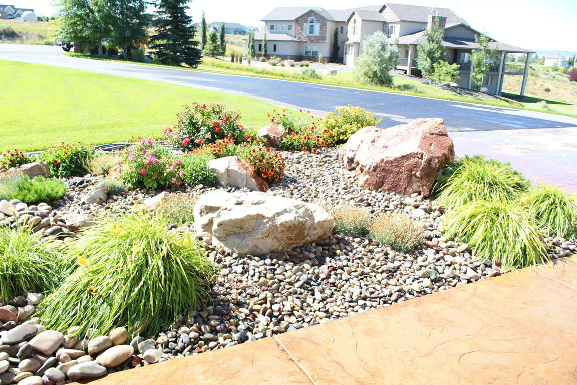 Pruned and Trimmed Plants - Idaho Falls Landscape Maintenance