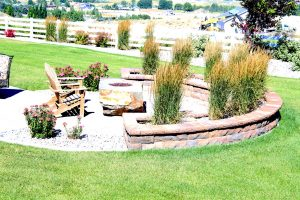 Maintained Landscape - Idaho Falls Lawn Care