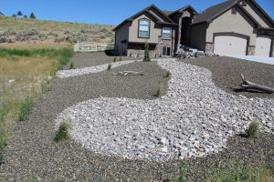 Rock Design - Idaho Falls Landscape Maintenance