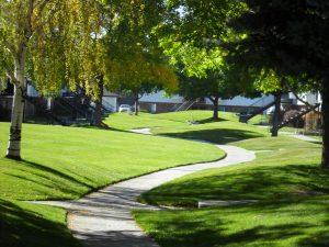 Pathway - Idaho Falls Landscape Maintenance