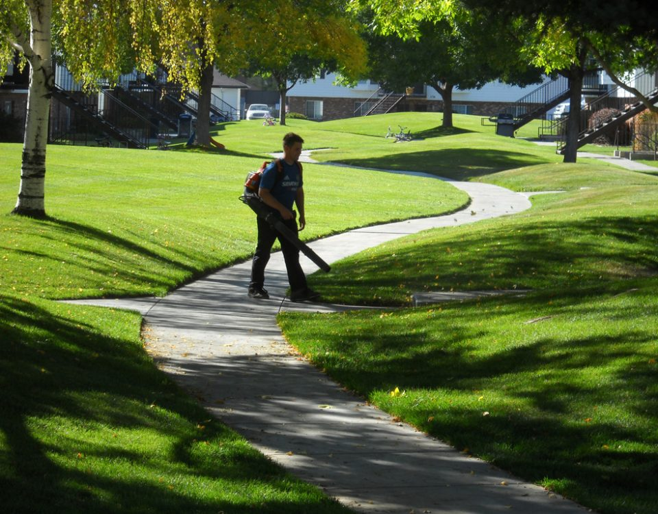 Idaho Falls Seasonal Clean Ups - Idaho Falls Landscape Maintenance
