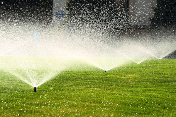 Installing a Sprinkler System in Idaho Falls