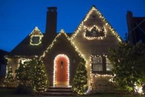 Idaho Falls Holiday Lighting