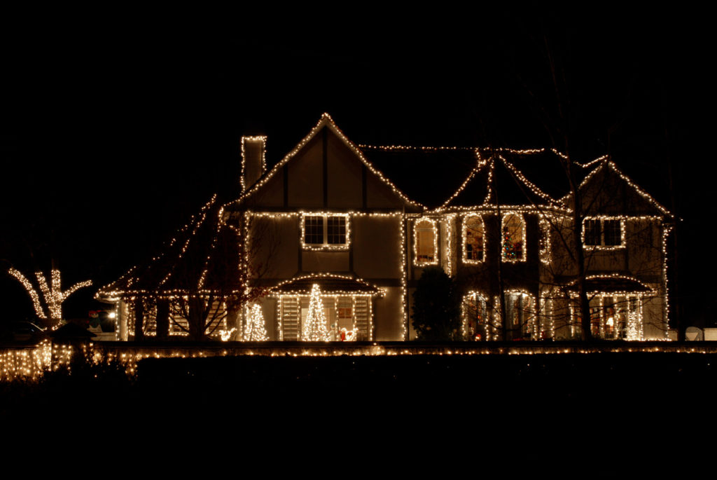 Christmas Lights - Idaho Falls Holiday Lighting Services