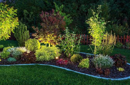 landscape design and maintenance