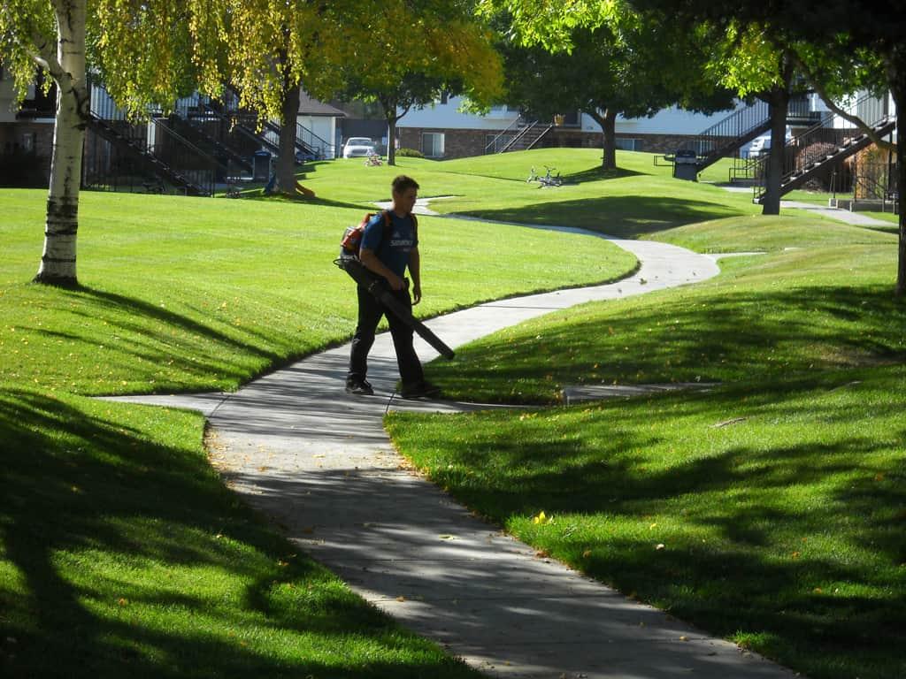 Idaho Falls Seasonal Clean Ups - Idaho Falls Landscape Maintenance